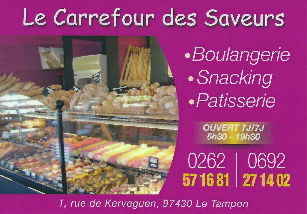 CARREFOUR DES SAVEURS