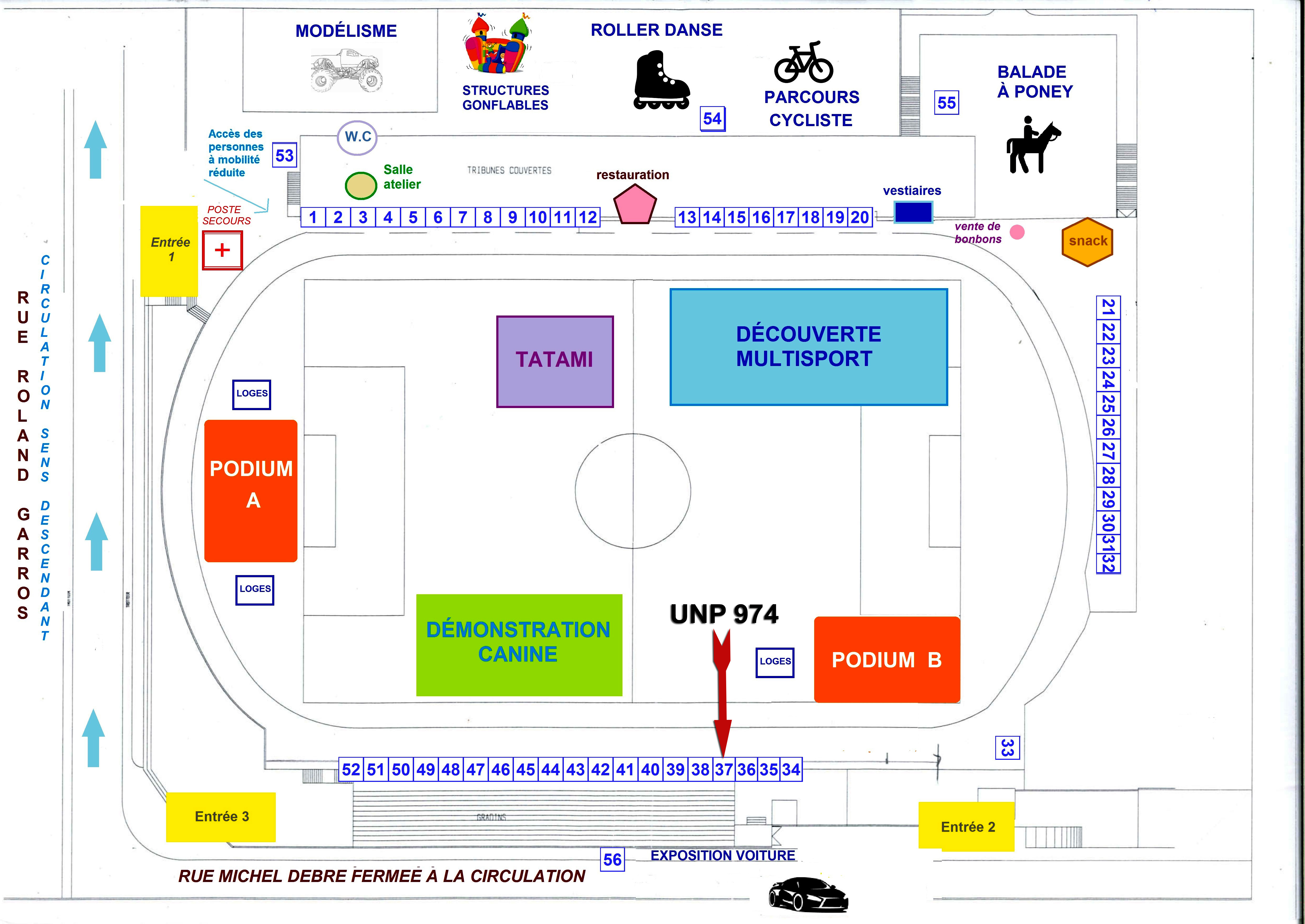 Plan du Stade Associations copie